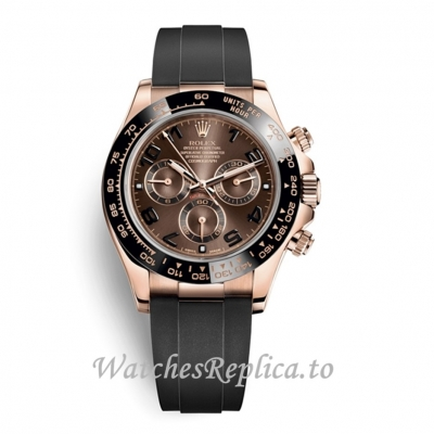 Rolex Daytona Brown Dial Digital Markers 116515LN 40MM