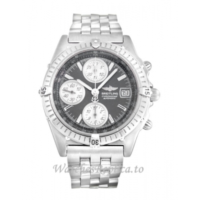 Breitling Chronomat Grey Dial A13350 40MM