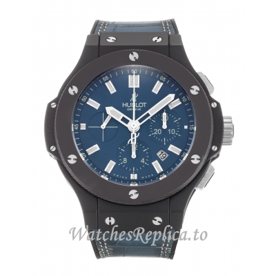 Hublot 44mm Blue Dial 301.CI.5190.GR 44 MM