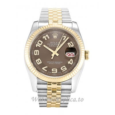 Rolex Datejust Bronze Dial 116233 36MM