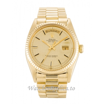 Rolex Day-Date Champagne Dia 1803-36 MM