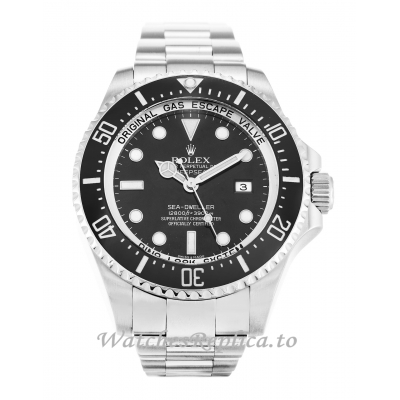 Rolex Deepsea Black Dial 116660-44 MM