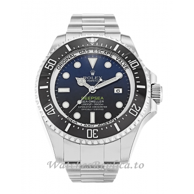 Rolex Deepsea Black & Blue Dial 116660 - D-Blue-44 MM