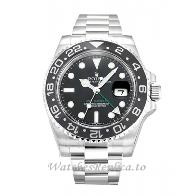 Rolex GMT Master II Black Dial 116710 LN-40 MM
