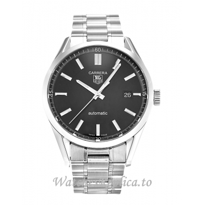 Tag Heuer Carrera Black Dial WV211B.BA0787 39MM
