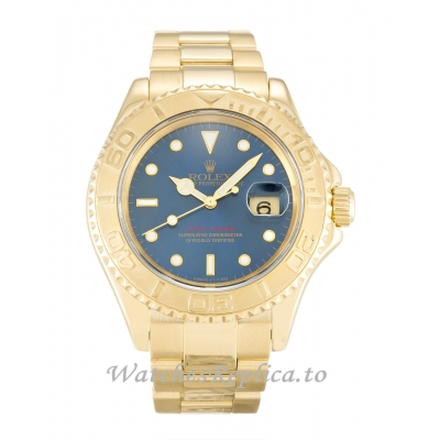 Rolex Yacht Master Blue Dial 16628 40MM
