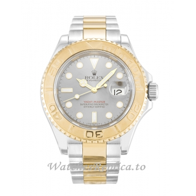 Rolex Yacht Master Silver Dial 16623 40MM