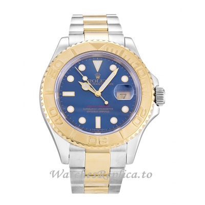 Rolex Yacht-Master Blue Dial 16623-40 MM