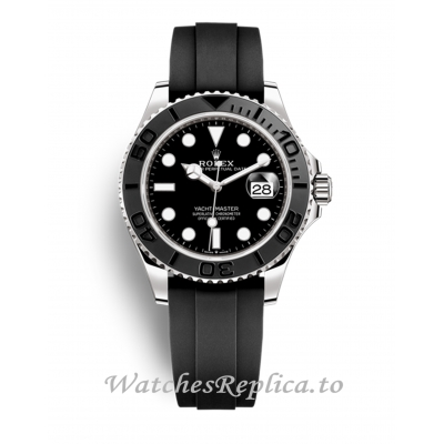 Rolex Yacht Master Black Dial m226659 42MM