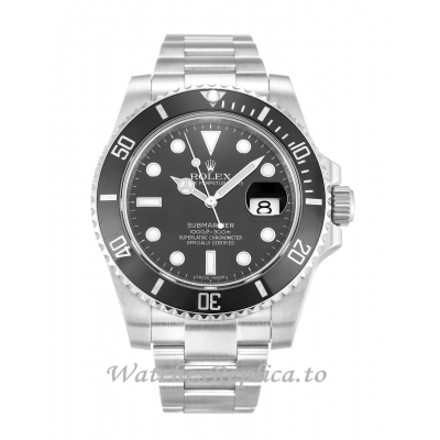 Rolex Submariner Black Dial 116610 LN-40 MM