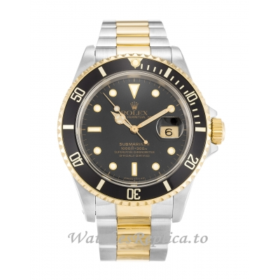 Rolex Submariner Black Dial 16613-40 MM