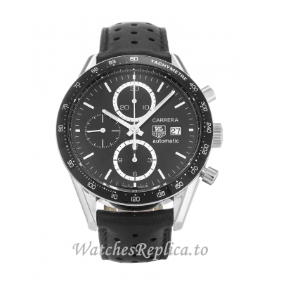 Tag Heuer Carrera Black Dial CV2010.FC6233 41MM