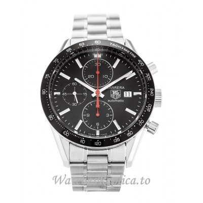Tag Heuer Carrera Black Dial CV2014.BA0794 41 MM