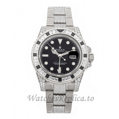 Rolex Replica GMT-Master II 40mm 116759SANR