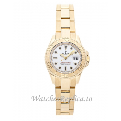 Rolex Replica Yacht-Master Ladies 29mm 69628