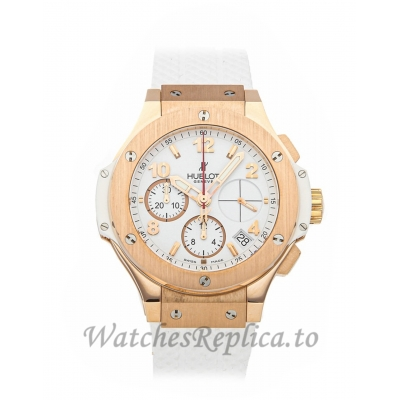 Hublot Replica Big Bang Chronograph Porto Cervo Mens 41mm 341.PE.230.RW.114