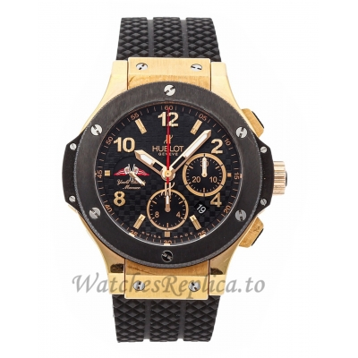 Hublot Replica Big Bang Gold Ceramic Yacht Club Monaco Limited Edition 44mm 301.PM.131.RX.TGA06