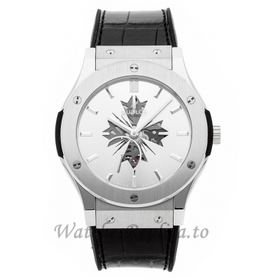 Hublot Replica Classic Fusion Ultra-Thin 45mm Limited Edition 515.TX.4307.LR.SHC15