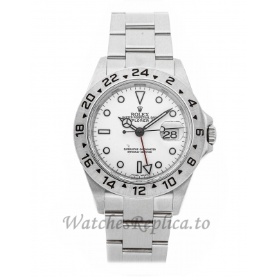 Rolex Replica Explorer II Steel 40mm 16570